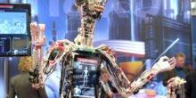 Arbeit mit Robotern: Radar hat auch bei schlechter Sicht alles im Blick