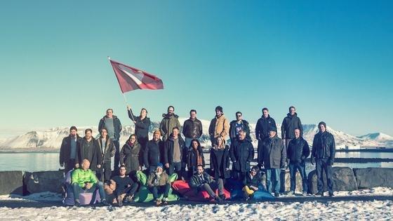 Bringen frischen Wind in den Browser-Markt: das Vivaldi-Team in Island.
