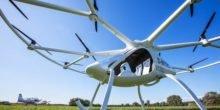 Das ist die erste Drohne für den Lufttransport von Menschen