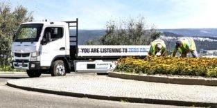 Daimler-Trucks rollen jetzt elektrisch durch Stuttgart