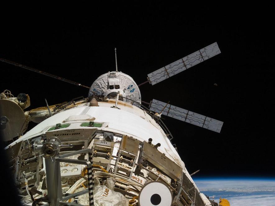 Patient Kepler 2013: Hier waren zwei der vier Trägheitsräder des Weltraumteleskops defekt. Die Nasa-Ingenieure konnten Kepler damals helfen.