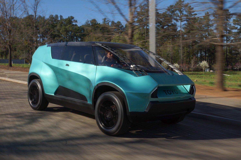 Prototyp des uBox Concept: Ob der Mini-Van von Toyota tatsächlich in Serie geht, ist unklar.