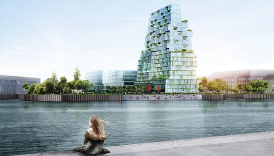 Vision Für Berlin Pyramidenhaus Mit Mischnutzung Ingenieurde