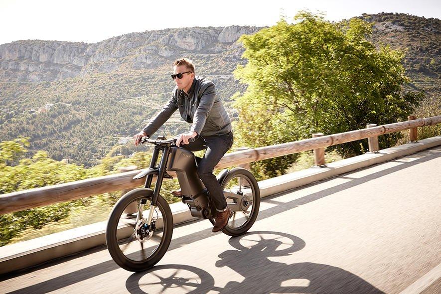 E-Bike für 22.000 Euro schafft 70 km/h