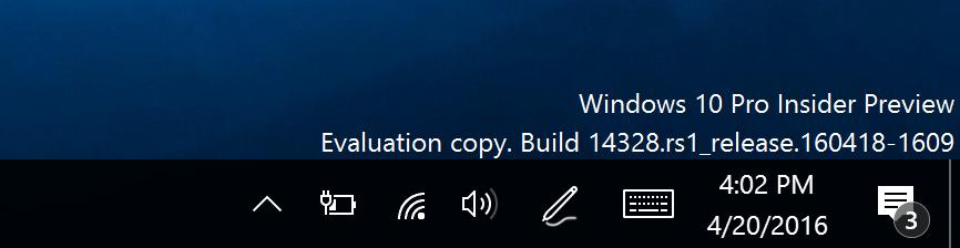 So sieht das Action Center aus:Das Icon zeigt zum Anniversary Update auch die Zahl der noch nicht gelesenen Mitteilungen an. Im Arbeitsbereich des Action Centers werden alle Mitteilungen entsprechend ihrer Anwendung gruppiert.