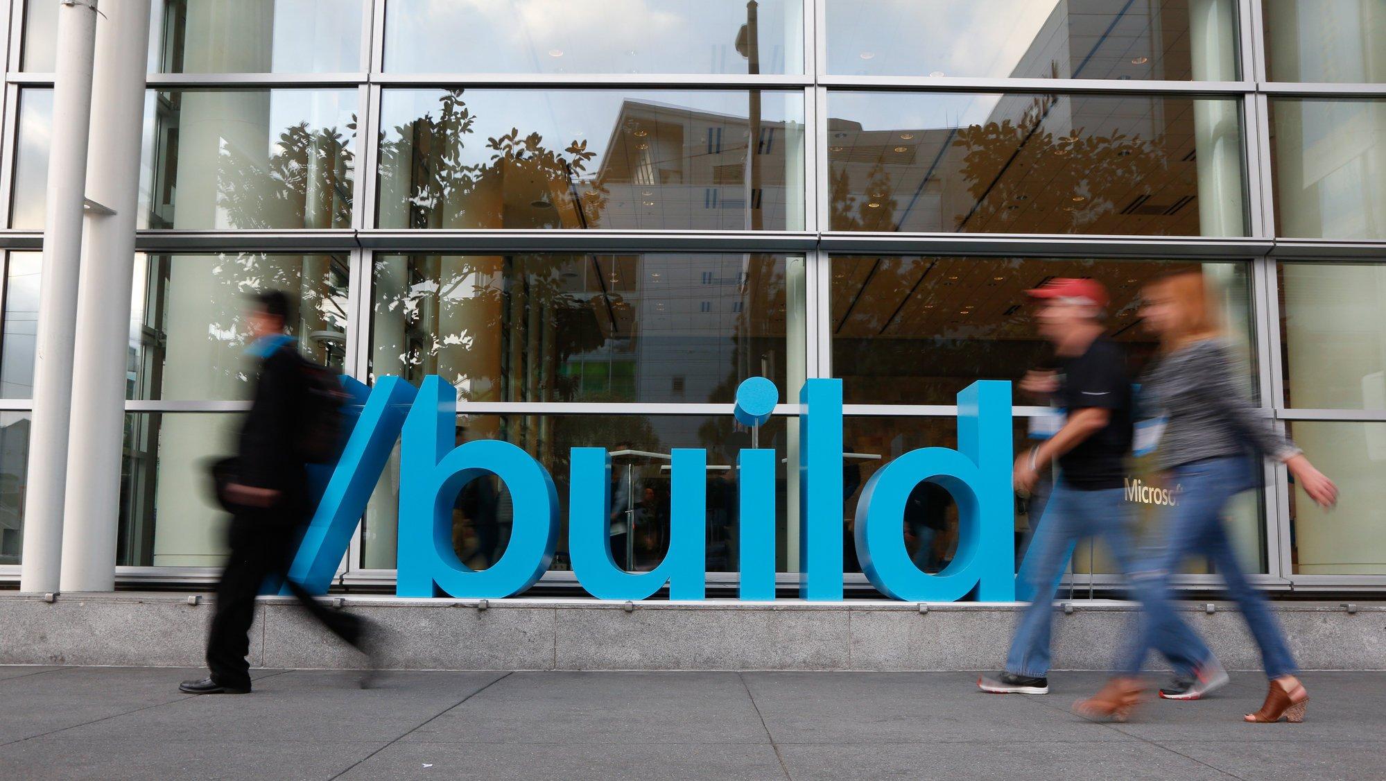 Entwicklerkonferenz Build 2016: Microsoft setzt auf kommunizierende Software.