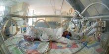 Geräuschkulisse: Simulierter Mutterleib soll Frühchen helfen