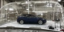 Neuer Tesla-Filter sorgt bei Smog für reinste Luft im Auto