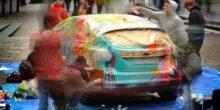 Ford will Autoteile aus CO2 herstellen