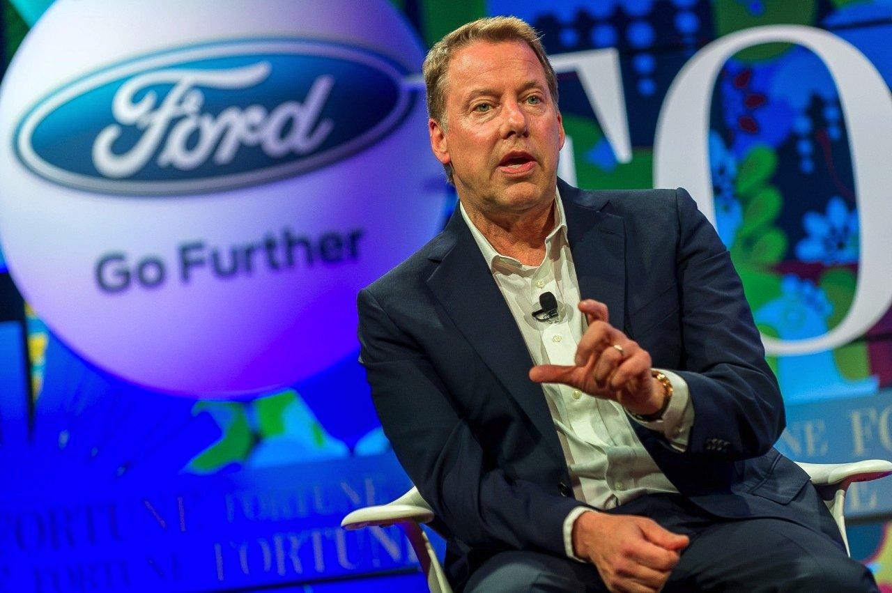 Ford-Manager Bill Ford hat angekündigt, dass Ford künftig Kohlenstoff als Rohstoff nutzen will.