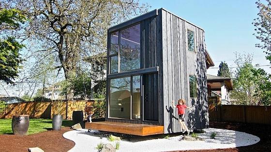 Einmal nach der Sonne drehen: Das Häuschen 359 des amerikanischen Architektenbüros Path ist um 359 Grad drehbar.