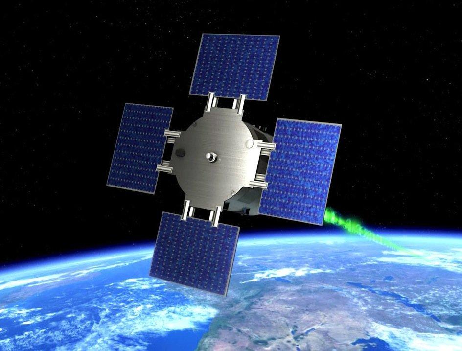 Der Satellit Eu:CROPIS des DLR wird 2017 starten. Durch Rotation um die eigene Achse wird er für zwei Gewächshäuser in seinem Innern die Gravitationsbedingungen von Mond und Mars erzeugen.