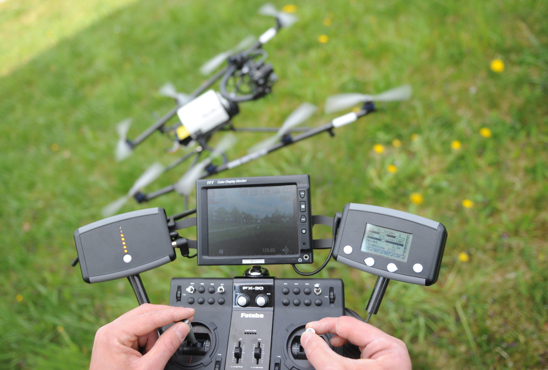 Drohnen in Privathänden werden immer häufiger zum Problem für Verkehrsflugzeuge.
