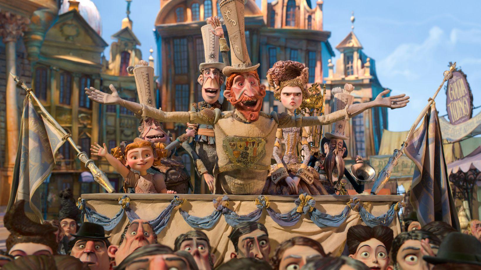 Filmszene aus einem Stop-Motion-Film von Laika: Das Filmstudio hat schon mehrere Oscars gewonnen. Die Figuren des nächsten Films produziert Laika mit deutscher Drucksoftware von Fraunhofer.