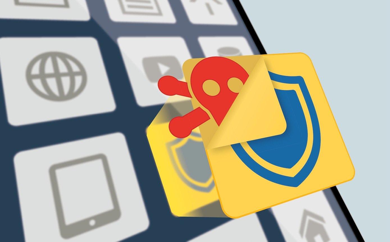 Ausgerechnet Apps, die Android-Smartphone vor Schadsoftware schützen sollen, bieten Hackern ein Einfallstour, um Smartphones zum manipulieren.