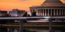 Russland will Überschallzug Hyperloop für Warentransport nutzen