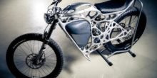 Airbus-Tochter baut erstes Motorrad aus dem 3D-Drucker in Kleinserie