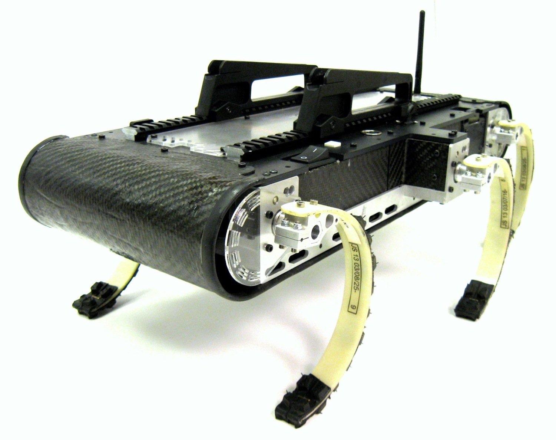 dieser roboter aus dem 3d drucker springt wie eine antilope. Black Bedroom Furniture Sets. Home Design Ideas