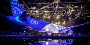 Russischer Flugzeugbauer Irkut fordert Boeing und Airbus heraus