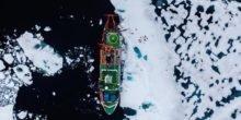 Forschungsschiff Polarstern bringt Roboter Tramper und AUV Paul in die Arktis