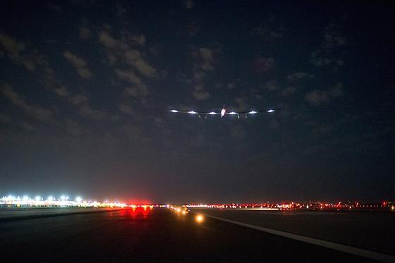 Start der Solar Impulse 2 in New York: Das Flugzeug ist um 8:31 Uhr gestartet und ist nun vier Tage lang über dem offenen Meer nach Spanien unterwegs.