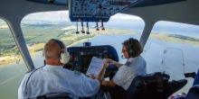 Weltpremiere: Forscher beobachten Wirbel in der Ostsee mit Zeppelin