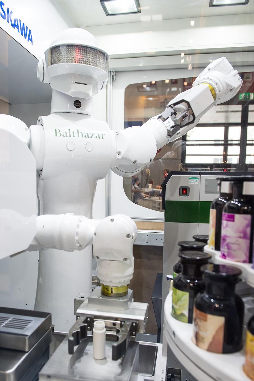 Wie der Roboter zum Freund des Menschen wird