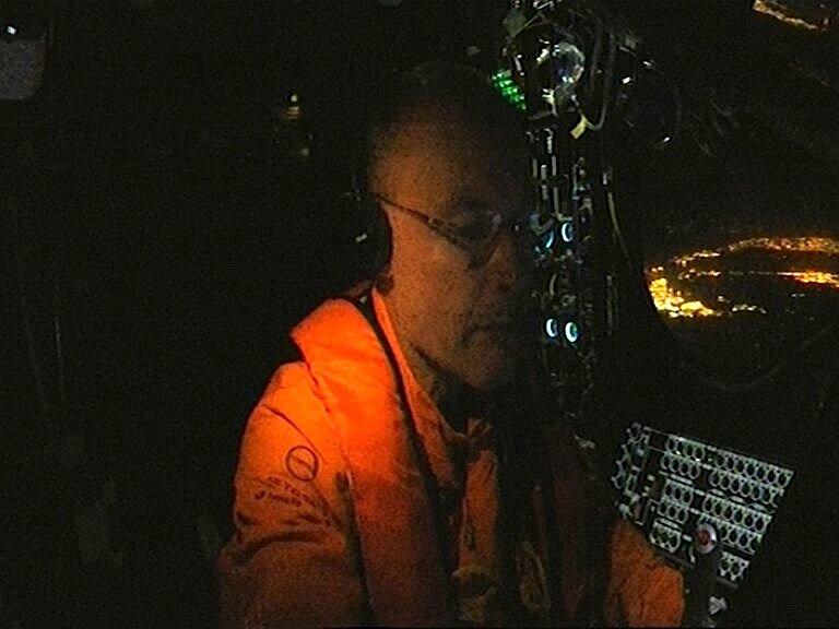 Pilot Bertrand Piccard ist rund 71 Stunden nonstop geflogen.