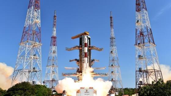 Die indische Raumfahrtbehörde Isro startete am 22. Juni 2016 erfolgreich vom Weltraumbahnhof Satish Dhawan Space Centreeine Rakete mit 20 Satelliten an Bord.