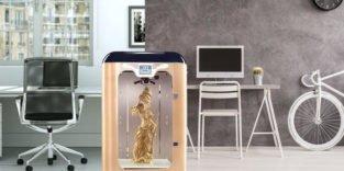 Könnte dieser 3D-Drucker einen Schönheitswettbewerb gewinnen?