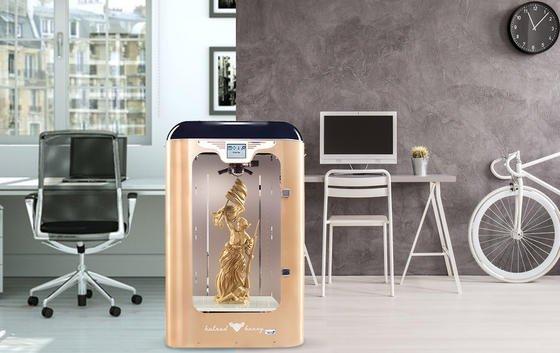3D-Drucker im Vintage-Look: Hotrod Henry Supercharged soll im Herbst 2016 auf den Markt kommen. Kostenpunkt: auf Kickstarter derzeit 5.590 €.