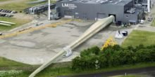Größtes Windrad der Welt wird auf Herz und Nieren getestet
