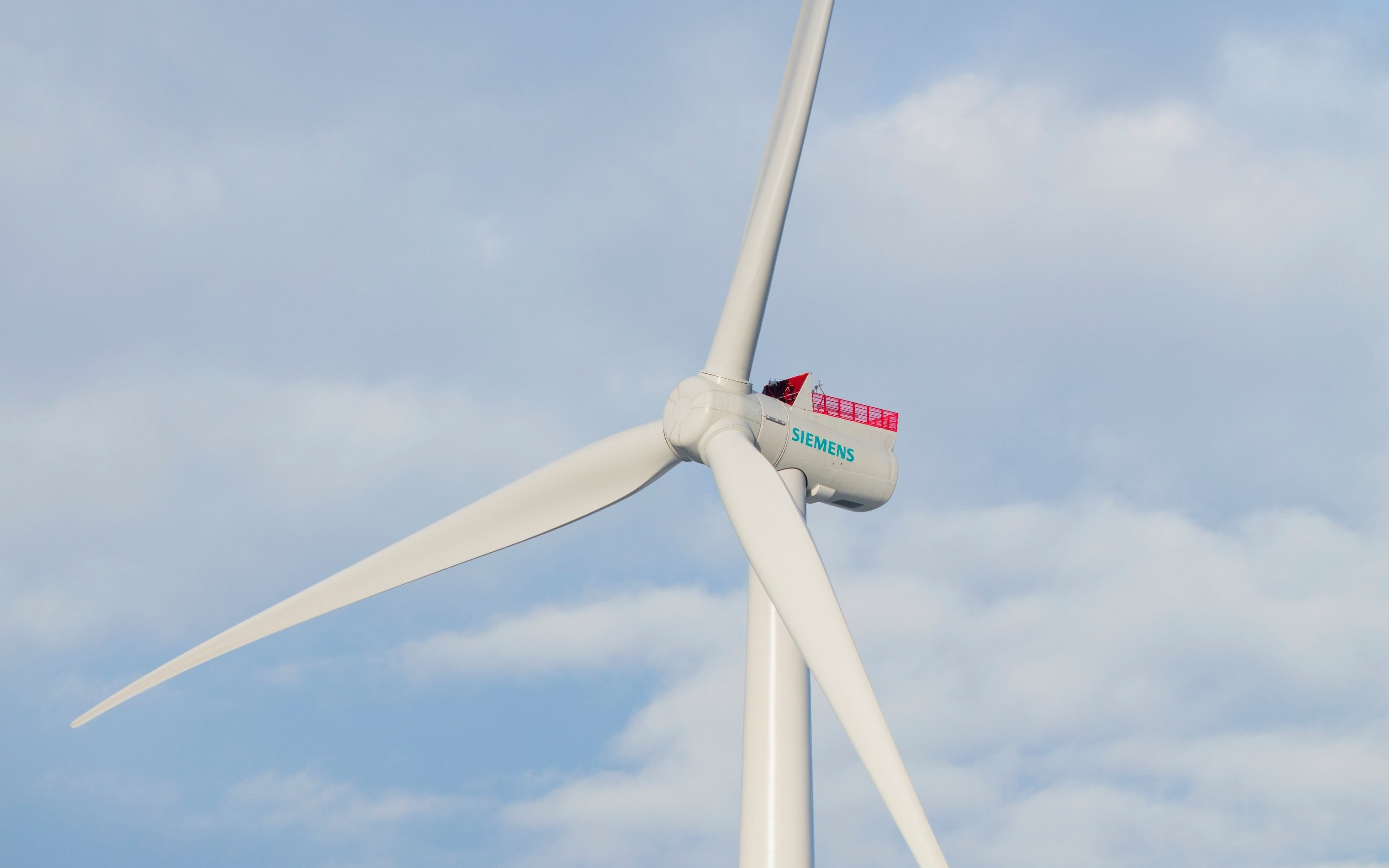 Diese 7-MW-Anlage von Siemens soll 2017 in Serie gehen.