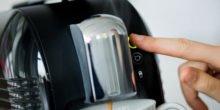 Kein Scherz: Espressomaschine als Laborgerät für Bodenproben