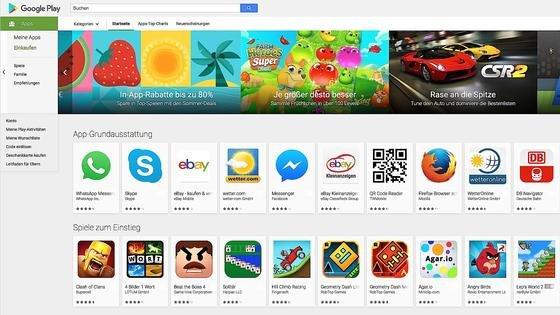 Googles Play Store hat sich erneut als unsicher entpuppt: Derzeit verbreitet sich die MalwareHummingBad aus China über Googles Einkaufsladen.