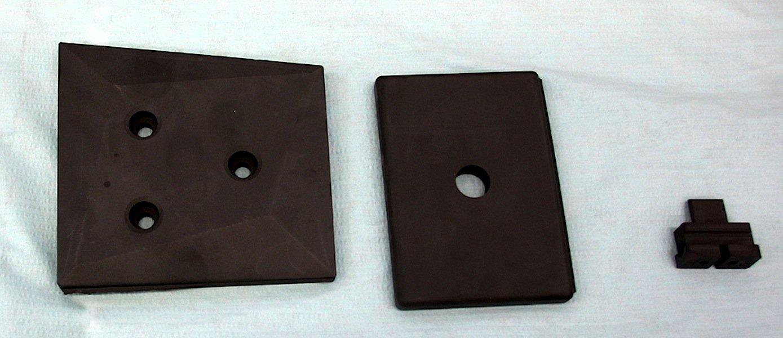 Rund 6200 unterschiedlich geformte Wandkacheln aus Kohlenstoff werden in das Plasmagefäß des Fusionsreaktors eingebaut.