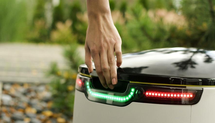 Media-Saturn schickt die Ware mit rollendem Roboter ins Haus