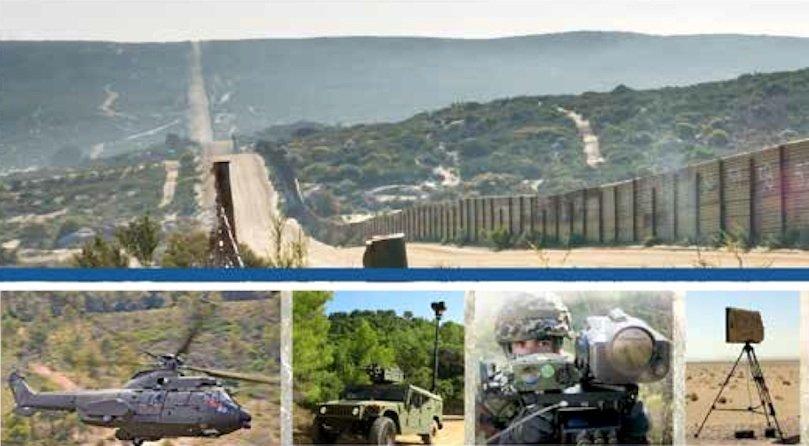 Die amerikanische Tochtergesellschaft des israelischen Konzerns Elbit Systems wird den elektronischen Zaun zur Abschirmung von Arizona errichten.