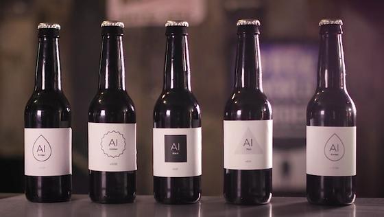 AI: Das ist das Bier, bei dessen Rezeptur eine Künstliche Intelligenz mitwirkt.