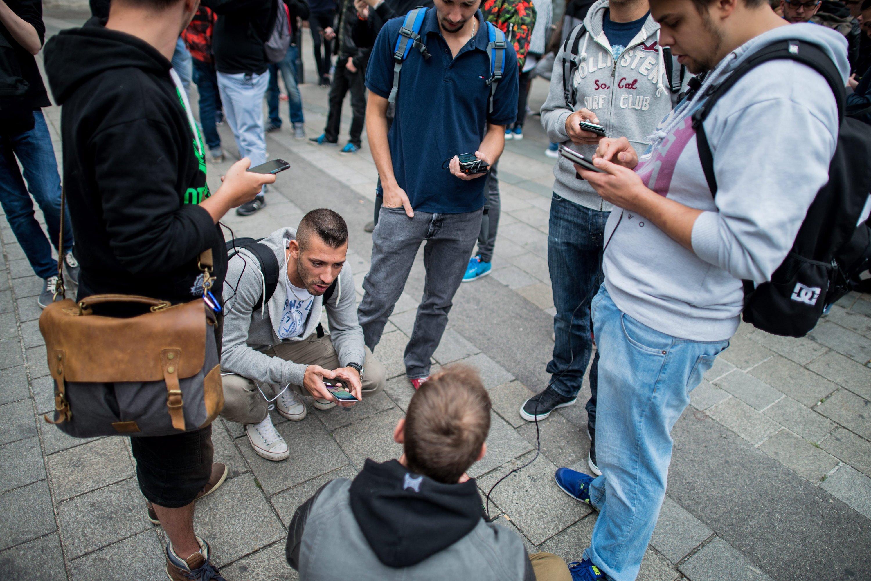 Enttäuscht mussten am Wochenende viele Pokémon-Go-Spieler die Suche abbrechen – oder konnten das Spiel gar nicht starten. Die Server fielen stundenlang aus.