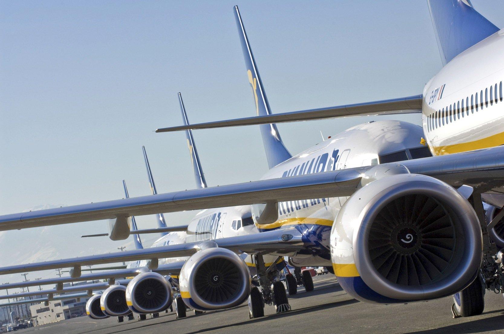Boeing ist mit der 737 einer der beiden führenden Hersteller im Mittelstreckenbereich.