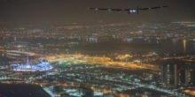 Solarflugzeug nach 43.041 km wieder in Abu Dhabi gelandet