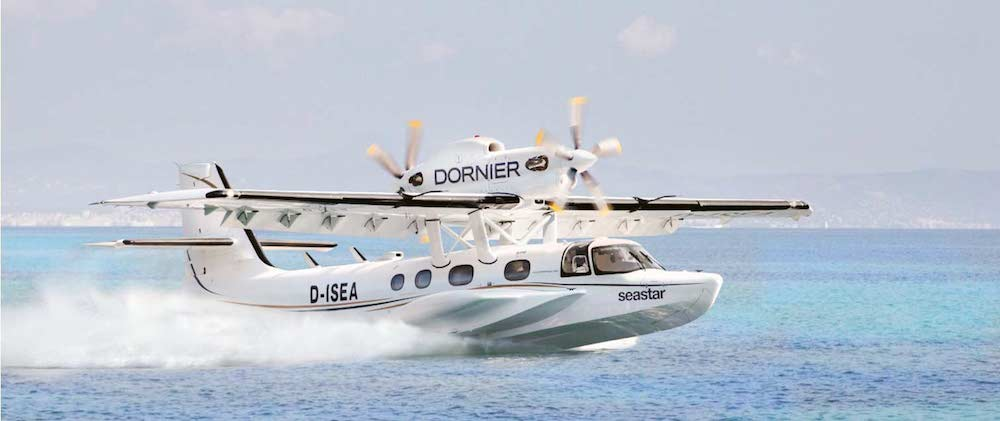 Im Februar 2016 wurde mit der Serienproduktion des Wasserflugzeugs Dornier Seastar begonnen, das auf einer Weiterentwicklung eines Prototyps aus dem Jahr 1984 basiert. Dafür hat die Familie Dornier mit den staatlichen chinesischen Unternehmen Wuxi Industrial Development und Wuxi Communication das Gemeinschaftsunternehmen Dornier Seawings gegründet.