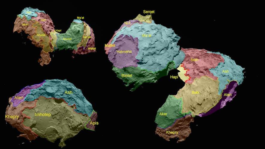 Niemand hört mehr auf den Kometenlander Philae