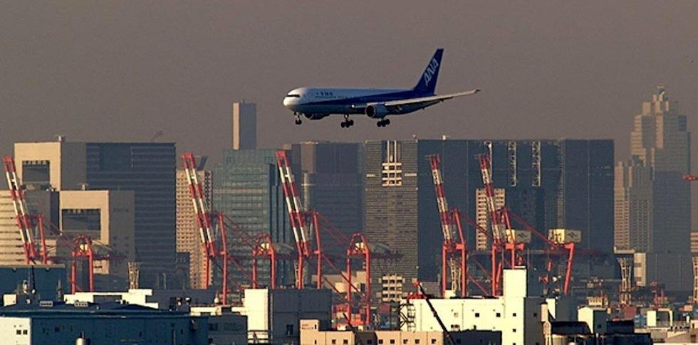 Das sind die 10 größten Flughäfen der Welt