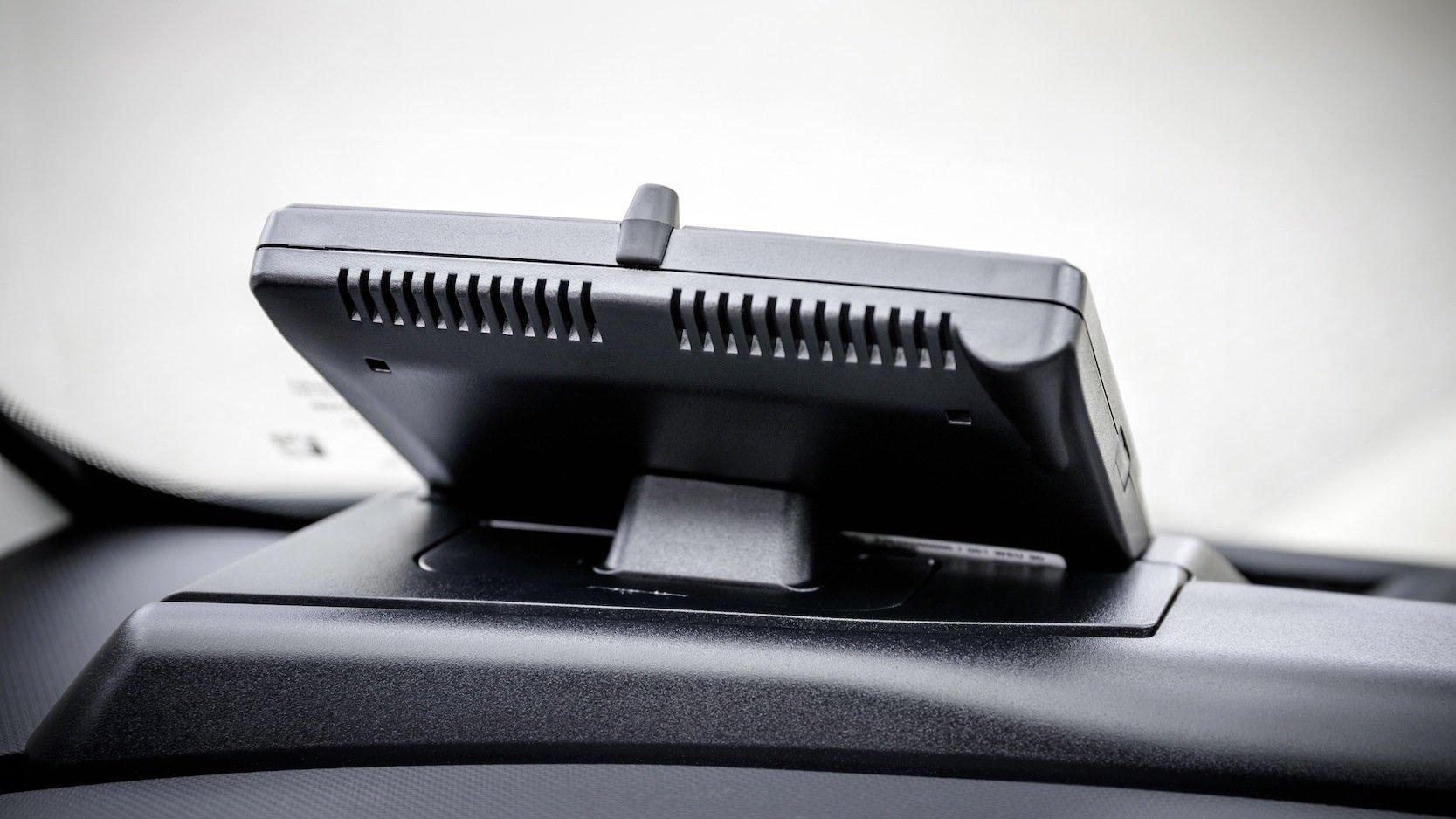 Über eine kleine Blackbox, die Smart ins Auto einbaut, kann der Paketzusteller den Kofferraum öffnen.