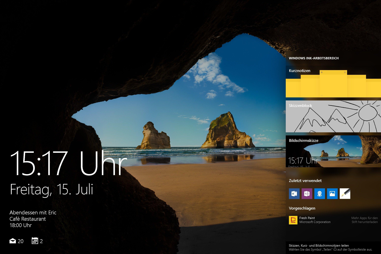 Windows 10 bietet deutlich mehr Möglichkeiten als die Vorgängersystem 7 und 8.