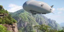 Luftschiff von Lockheed Martin soll Gütertransport revolutionieren