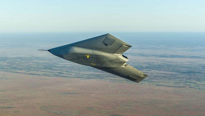 Die seit rund zehn Jahren in der Entwicklung befindliche Drohne Taranis kann jetzt Überschallgeschwindigkeit erreichen.
