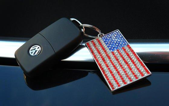 Vw autoschlüssel öffnen